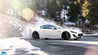 Top gear, maserati, ��� ���, 12th, advent calendar, ������ ��������
