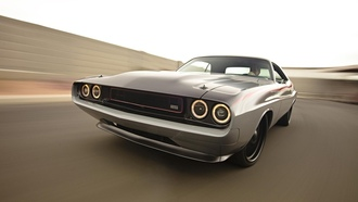 ����, ��������, by roadster shop, challenger, �������, muscle car, 1970, Dodge