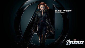 ��������, ������ �����, Black widow natasha romanoff, ������