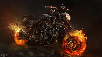 spirit of vengeance, ����, ghost rider, ���������� ������ 2, ��������
