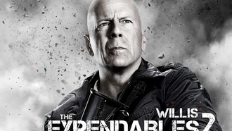 ����, ����������� 2, expendables 2, Bruce willis, �����