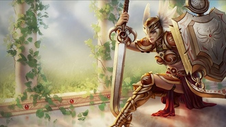 leona, League of legends, ������, ���, �������, ���, ���