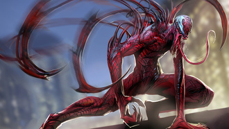 �������, spiderman, �����, �����, carnage, �����, �������-����