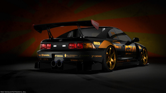 �������� ����, ������, Toyota mr2, ������