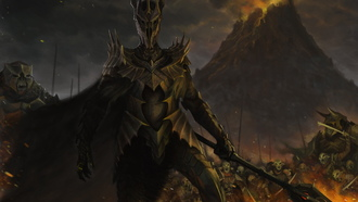 ����, sauron, laslolf, the lord of the rings, �����, ���, ��������� �����