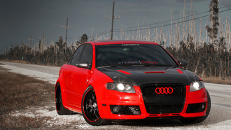 Audi, rs4, ����, ������, tuning, ������, ������, ����, ������