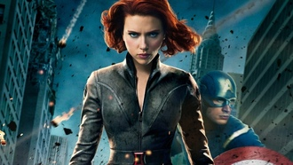�������, ������ �����, Black widow, the avengers, ��������