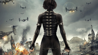 resident evil, retribution, ���������, ����� �������, ������� ���