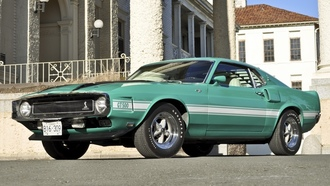 mustang, gt500, �����, Ford, �������, ����, 1970, �������, ��500, shelby
