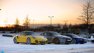 ��� ���, advent calendar, nissan, Top gear, porsche, 21th, ������ ��������, 911