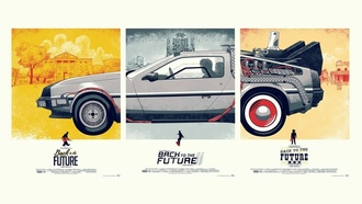 ����������, ����� � �������, back to the future