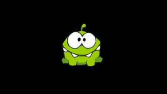 �� ���, game, Om nom, ����, cut the rope, �������� �������