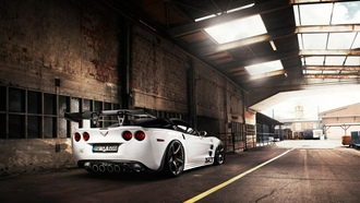 c6, �������, tikt tripple-x, ��������, Chevrolet, zr1, ������, corvette