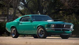 429, �������, 1970, ����, Ford, muscle car, �������, boss, mustang, ����