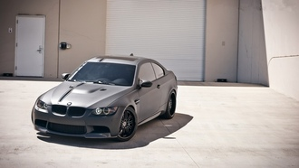 matte, ���, Bmw, ������, ������� ����, m3, black, e92, wheels, �������