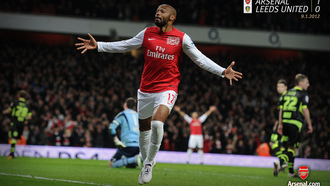 arsenal, ������ ����, Thierry henry, �������