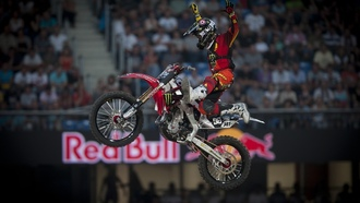 X-fighters hd wallpapers, nate adams, red bull, мото, x games