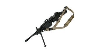������, ������, minimi, weapons, �249, ������, ����, wallpapers, M249