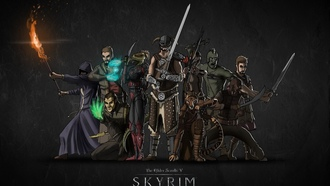 �������, ����, �������, skyrim, The elder scrolls 5, ������