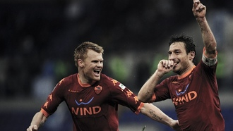 as roma, футбол, тотти, Riise, football, totti