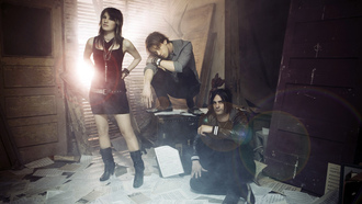 Sick puppies, сик папис, эмма анзаи, tri polar, шеймон мур