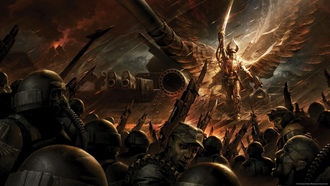 Warhammer 40000, ����� ��������, ����, �������, angel of fire