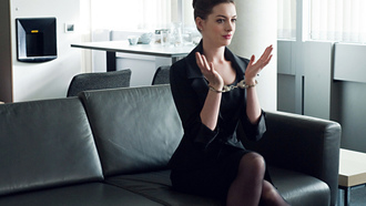 selina kyle, anne hathaway, The dark knight rises, catwoman, room, sofa