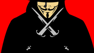 guy fawkes, �����, V for vendetta, mask, � ������ ��������, ��� ����