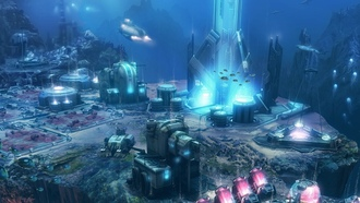 related desings, ubisoft, anno 2070 deep ocean, blue byte