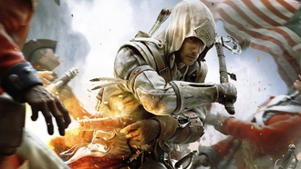 ����, ������, assassins creed 3, assassin