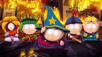 �����, South Park : ����� ������, truth, �����-����, video games, ������, South Park, south park: the stick of truth, stick