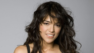��������, ������ ��������, women, Michelle Rodriguez, �����, brunettes, �������, bangs