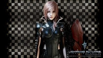 Eclair Farron, Final Fantasy, Eclair ������, ������, lightning, Final Fantasy XIII, ������ Returns: Final Fantasy XIII, Lightning Returns: Final Fantasy XIII