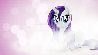 My Little Pony : Friendship Is Magic, mane, wet, пони, ponies, редкость, мокрое, My Little Pony: Friendship is Magic, Rarity, грива