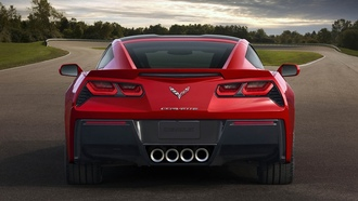 2014, ������ c7, corvette c7, stingray, �����