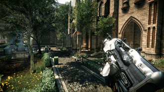 �����-����, Crysis 2, video games
