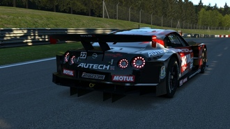 Nissan GT-R, N�rburgring Nordschleife, Gran Turismo 5, PS3, ����������, video games, ���������, ����������� ����������, cars