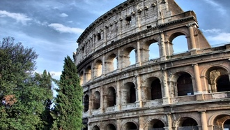 man made, Colosseum, �������, ������� ������