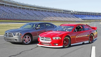 dodge charger, cup, sprint, nascar