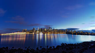 Downtown Vancouver, British Columbia, Canada, ������, ��������, �����, ����, ����, ����, ���������, ����, �����