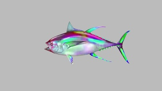 trippy, fish, ����, gray, colors, �����, ���������������, psychedelic, ����, ������