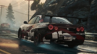nfs, most wanted, need for speed, nissan skyline gt-r, mw, 2012