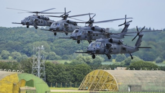 royal air force, hh-60g pave hawks, lakenheath, helicopters, england