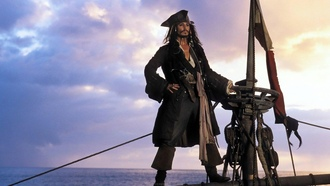 Jack Sparrow, ������ ���������� ����, ���� �������, Pirates of the Caribbean