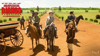 Django, movies, Django Unchained, western, ���������������, bounty, ������, ��������, widescreen, ��������