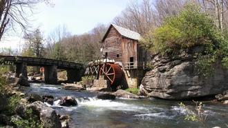 ������� ��������, water mill