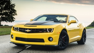 Chevrolet, �������, camaro, ������, ������, �������, muscle car, 1le