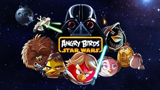angry birds, ���� �����, �������� �����, ���� ������, Star wars