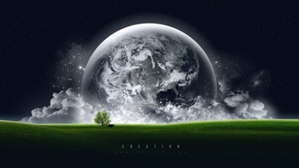 Planet, earth, creation, nature