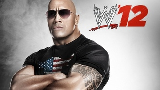 the rock, �����, Wwe 12
